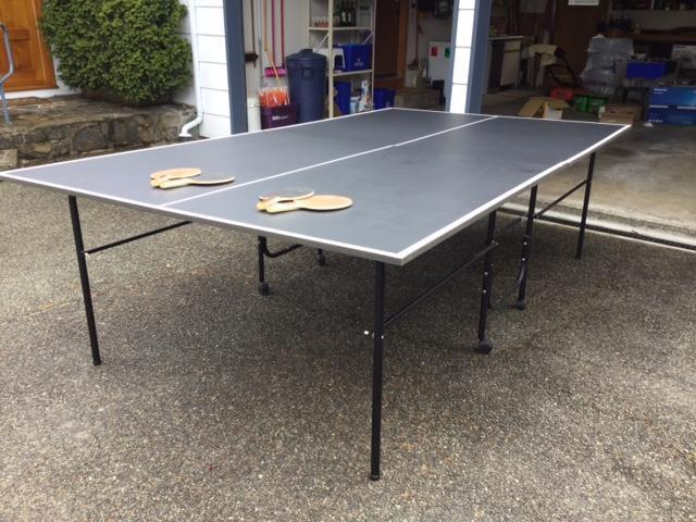 Ping Pong Table Kitchener Waterloo