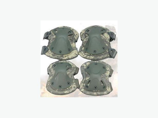 NEW US MILITARY ACU ELBOW PADS
