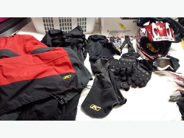 Klim sled gear