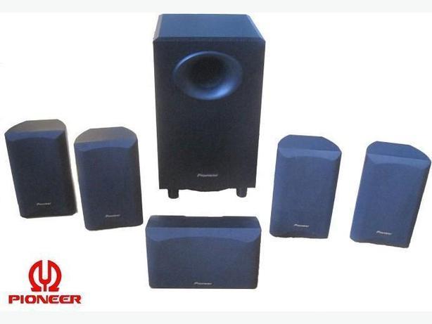 Surround Sound Speaker System ~ Pioneer 5.1