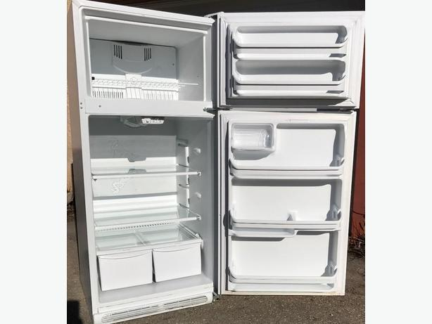 Frigidaire Top Freezer Fridge