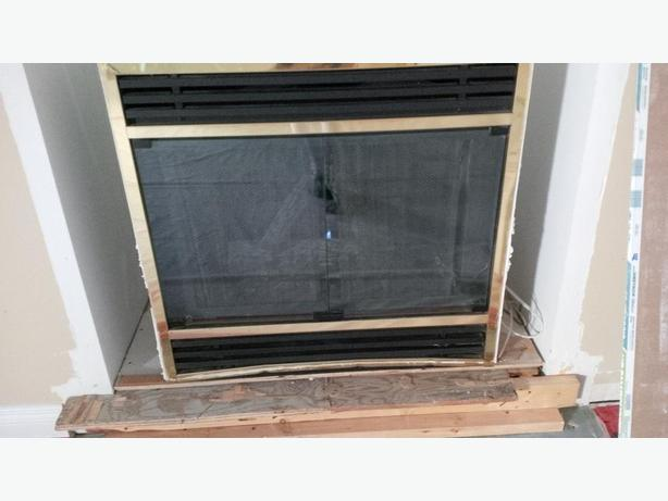 FREE: Gas Fire Place