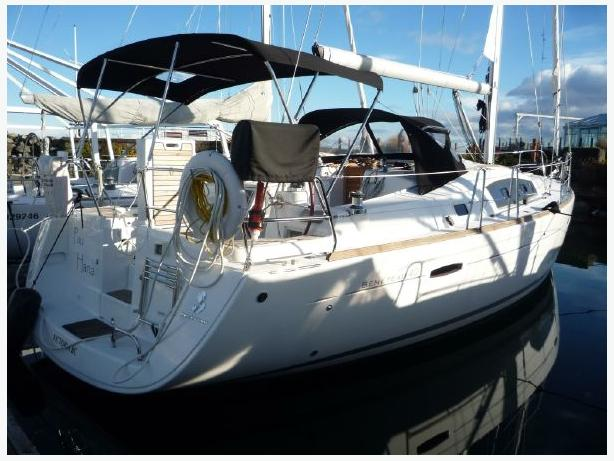 2010 Beneteau 40 with many extras