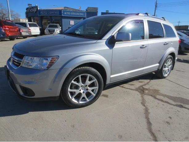 2015 DODGE JOURNEY R/T - 7 PASSANGER NAV/DVD/SUNROOF
