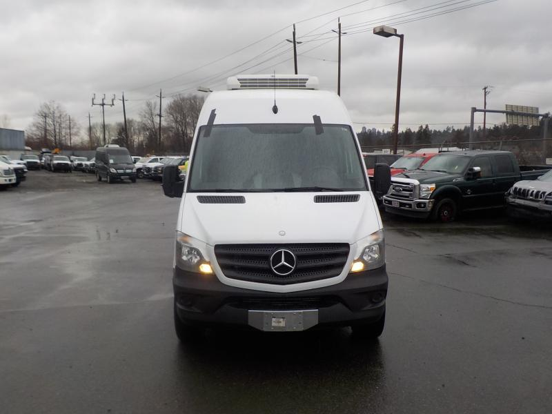 2014 mercedes benz sprinter 2500 cargo van with shelving for 2014 mercedes benz sprinter cargo van