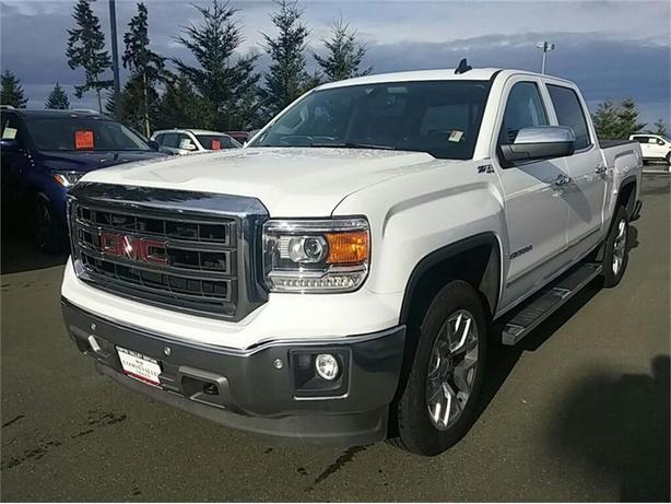 2015 GMC Sierra 1500 SLT fully loaded...super nice truck .