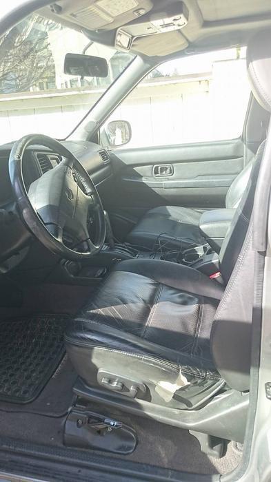 4 500 183 Nissan Pathfinder 2001 4x4 V6 Le 3 5l Engine Obo