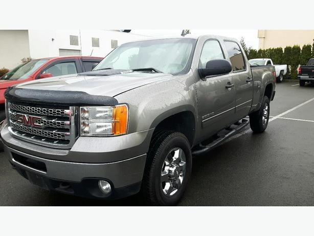 2014 gmc sierra 2500 hd crew cab for sale in parskville outside victoria victoria. Black Bedroom Furniture Sets. Home Design Ideas