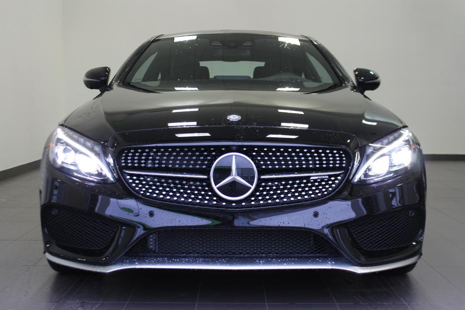 2017 mercedes benz c43 amg 4matic coupe central nanaimo for Mercedes benz nanaimo