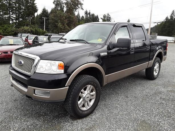 2004 ford f150 supercrew lariat outside victoria victoria. Black Bedroom Furniture Sets. Home Design Ideas