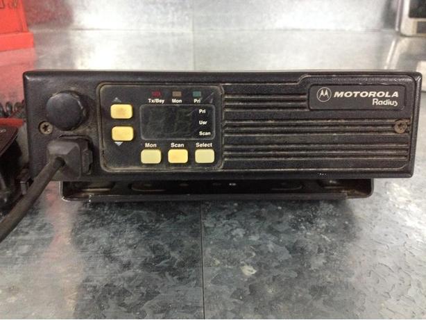 Two radio