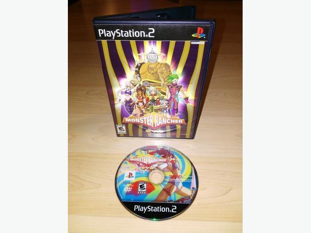 Monster Rancher EVO For The Playstation 2