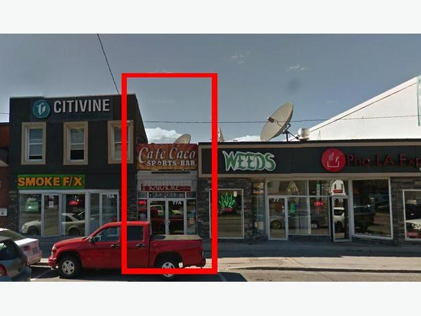 Restaurant Space For Lease Kitchener