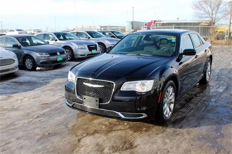 2016 Chrysler 300 Touring Mfg Warranty Accident Free Outside South Saskatchewan Regina