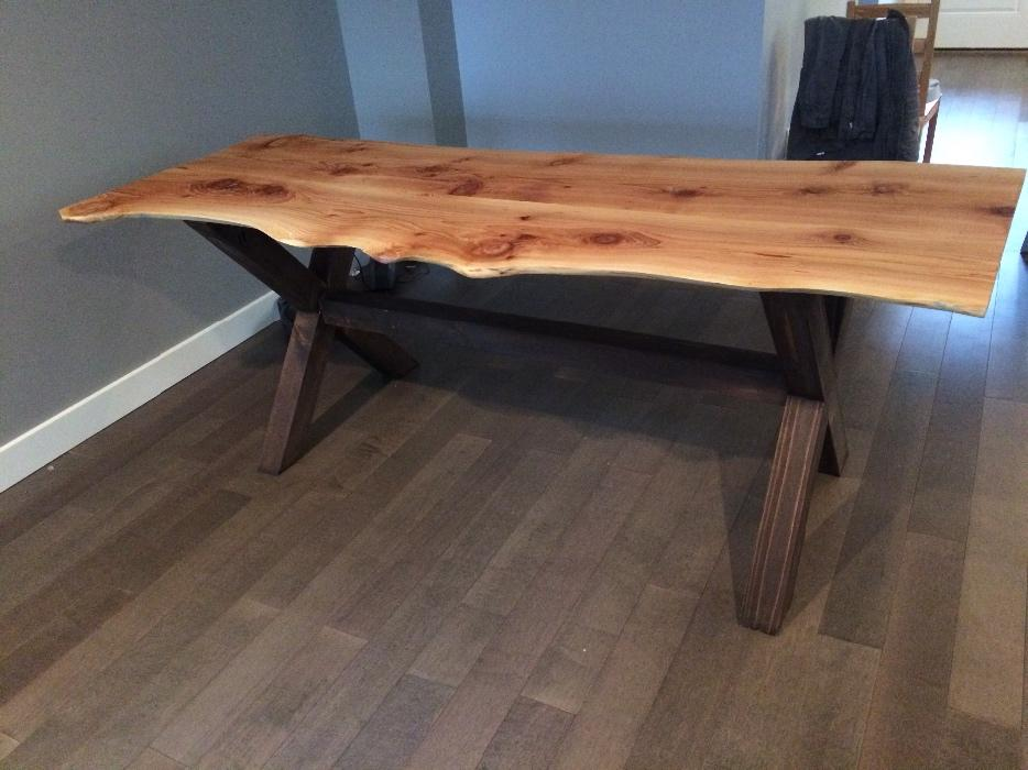 Live edge dining and coffee table Central Nanaimo Nanaimo : 59525673934 from www.usednanaimo.com size 934 x 700 jpeg 74kB