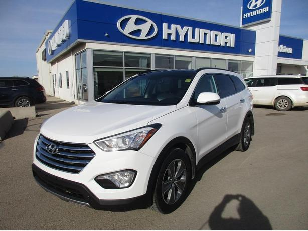 2016 hyundai santa fe xl luxury awd yorkton regina. Black Bedroom Furniture Sets. Home Design Ideas