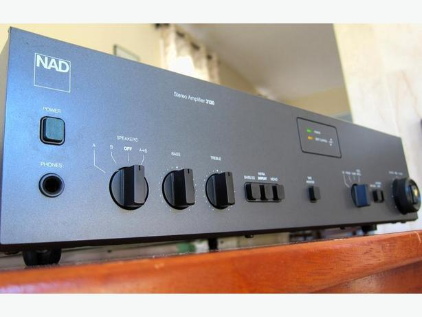 nad 3130 integrated amplifier amp just like nad 3020 but more power rh usedottawa com nad stereo amplifier 3130 manual nad 3130 amplifier specs
