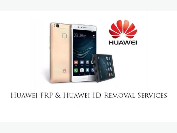 GOOGLE ACCOUNT REMOVAL / FRP UNLOCK FOR SAMSUNG, LG, HUAWEI