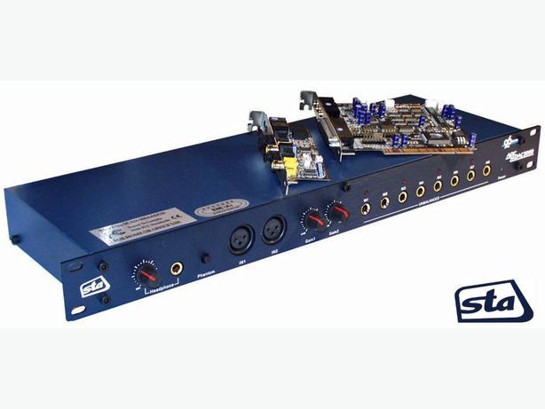 Audio Interface ~ C-Port 24 bit / 96 kHz