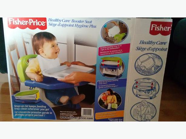 Super clean Fisher Price Health Care Booster Seat