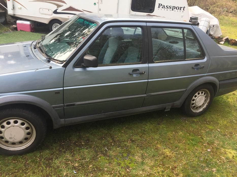 1992 Volkswagen Jetta Wolfsburg Edition North Saanich