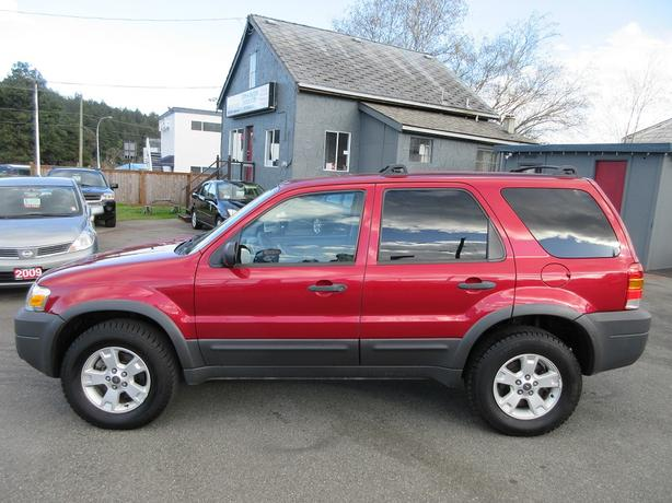2007 ford escape xlt all wheel drive on sale outside cowichan valley cowichan. Black Bedroom Furniture Sets. Home Design Ideas