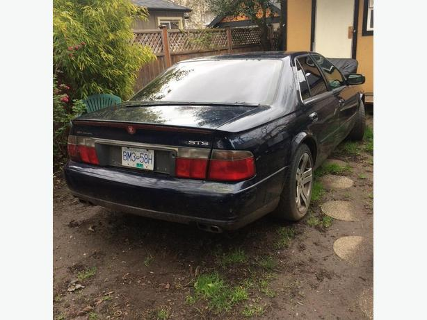 99 Cadillac Sts Northstar Moror Car Whole Or Parts