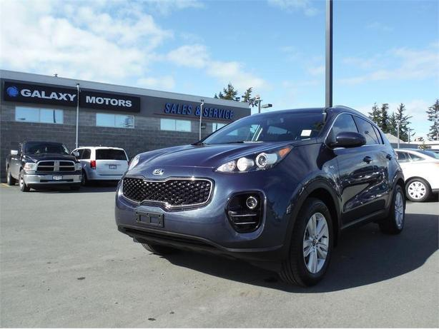 2017 kia sportage lx awd bluetooth heated front seats west shore langford colwood metchosin. Black Bedroom Furniture Sets. Home Design Ideas