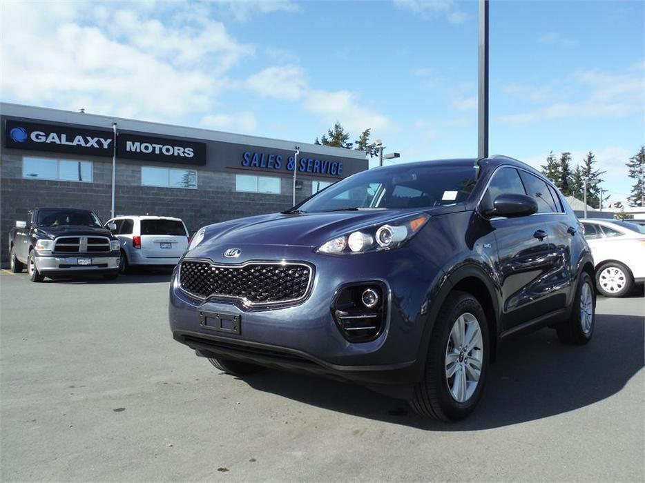 2017 Kia Sportage Lx Awd Bluetooth Heated Front Seats