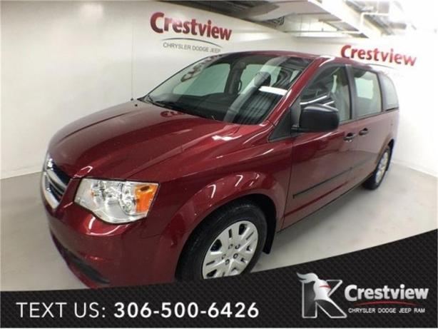 2016 Dodge Grand Caravan SE Canada Value Package | DEMO