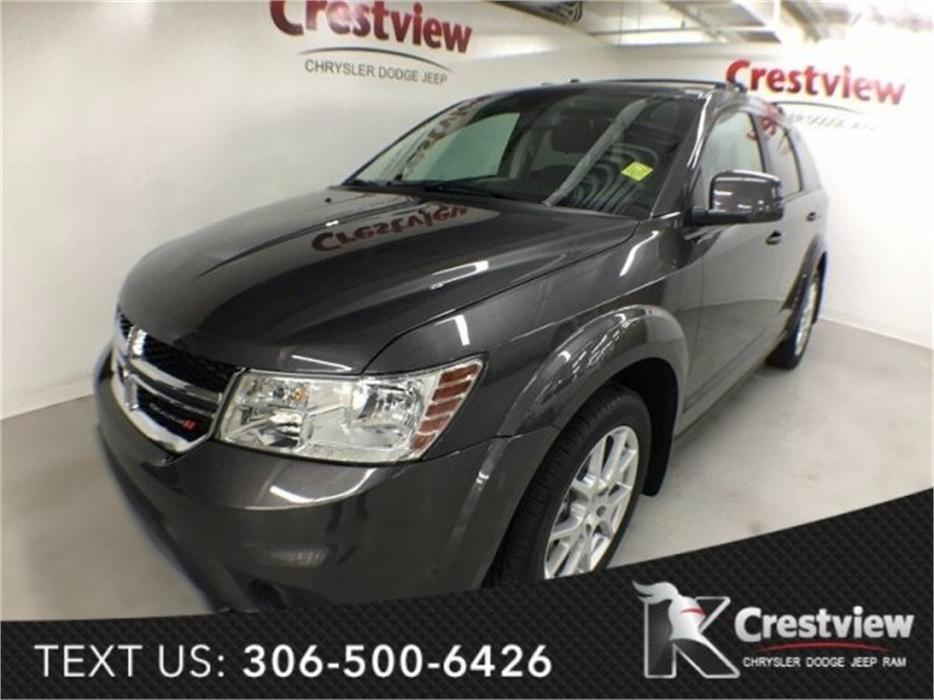 Dodge Dealership Saskatoon >> 2015 Dodge Journey Limited V6 FWD | Navigation | DVD Outside North Saskatchewan, Saskatoon - MOBILE