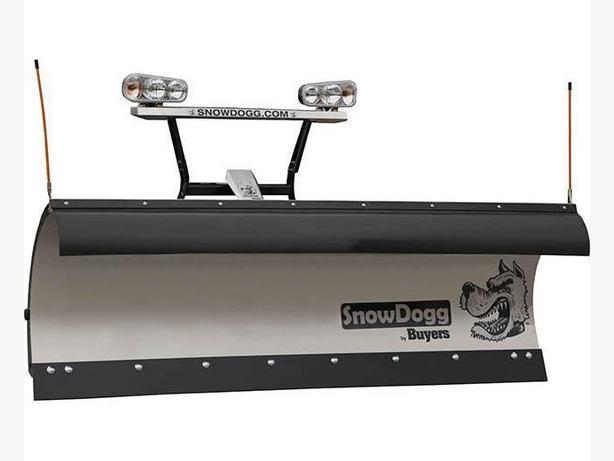 SNOWPLOWS AND SPREADERS SNOWDOGG