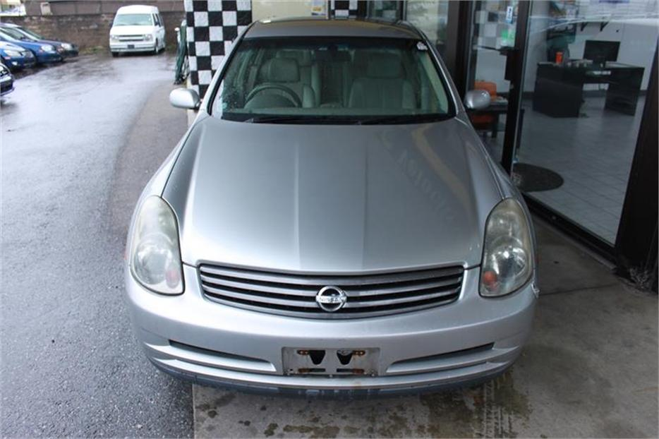 2001 Infinity G Nissan Skyline 250gt 72 Kms No Accidents