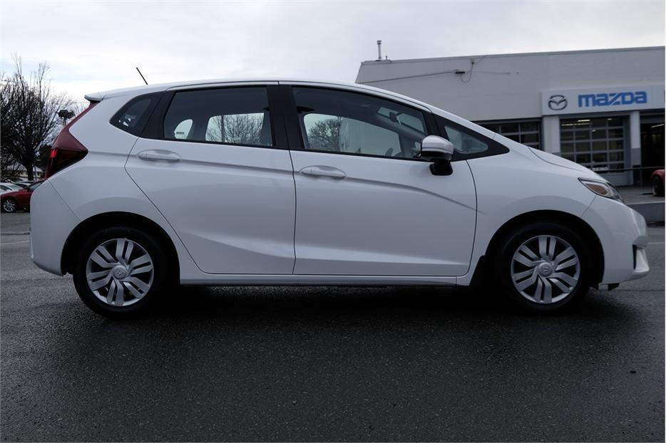 2016 Honda Fit Lx Victoria City Victoria