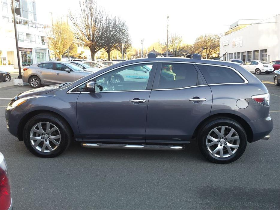 2009 Mazda Cx 7 Gt Awd Outside Nanaimo Nanaimo