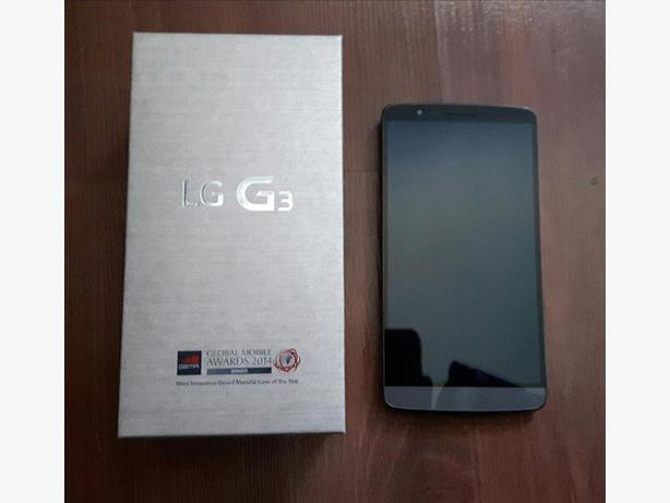 LG G3 32gb Titan Smart Phone