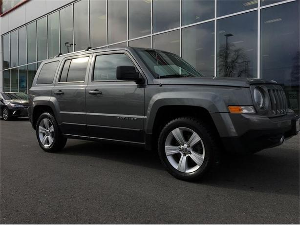 2013 jeep patriot limited awd navigation no accidents. Black Bedroom Furniture Sets. Home Design Ideas