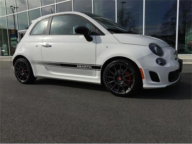 2015 FIAT 500 Abarth NO ACCIDENTS LOCAL VICTORIA