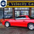 1996 Chevrolet Camaro Coupe V6 200hp 34K's Certified Low Mileage