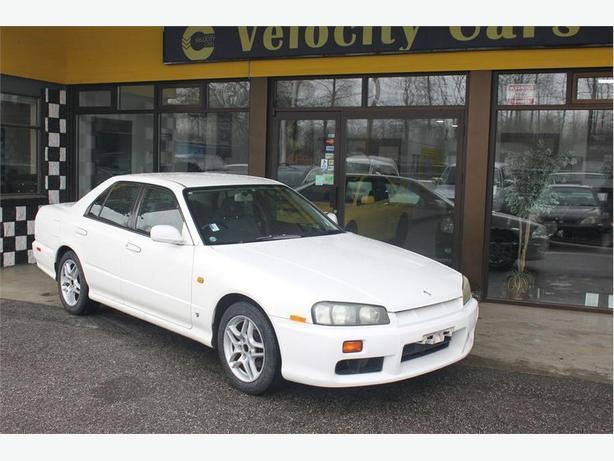 2000 Nissan Skyline R34 25gt 97k39s Financing Outside Nanaimo