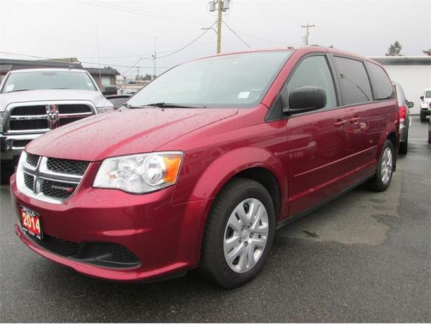 2014 dodge grand caravan sxt victoria city victoria. Black Bedroom Furniture Sets. Home Design Ideas
