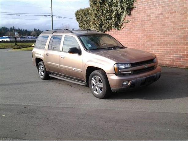 2003 Chevrolet TrailBlazer EXT LS 4WD