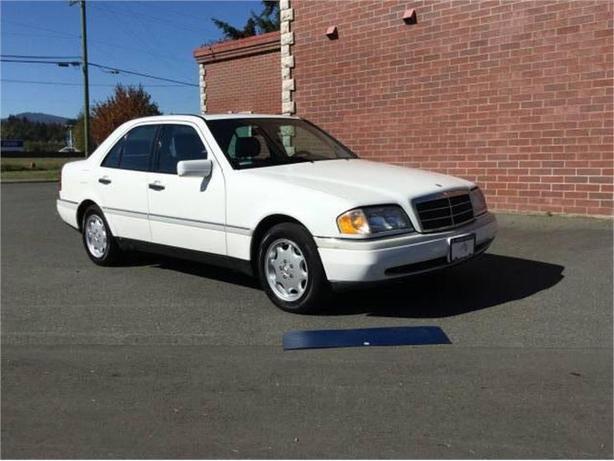 1997 Mercedes-Benz C280 C280