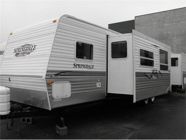 2007 Keystone Springdale 373