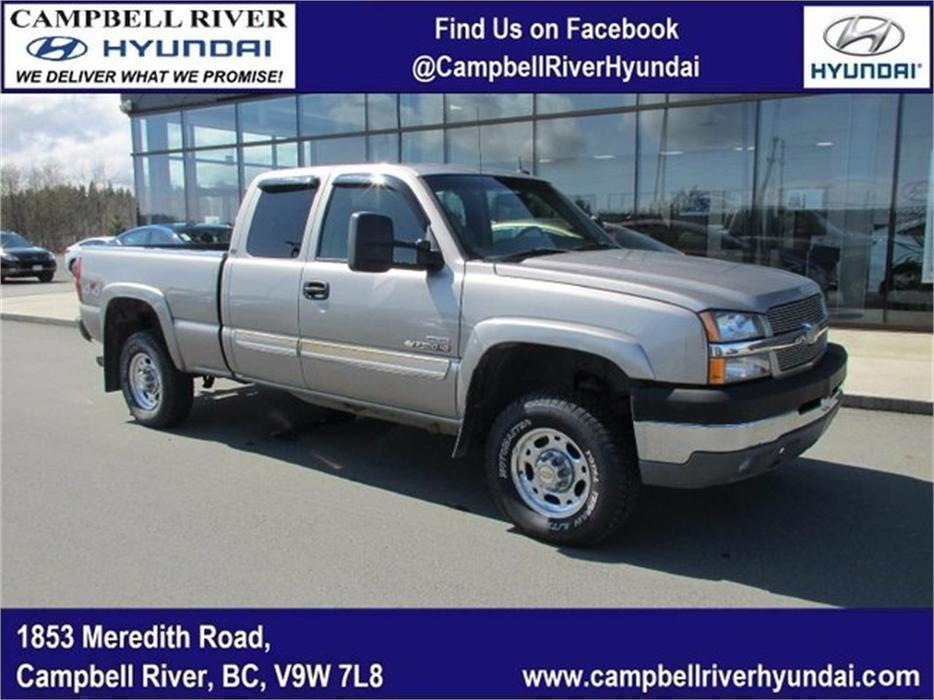 Chevrolet Silverado 2500hd Gatineau >> 2003 Chevrolet Silverado 2500HD LT Campbell River, Campbell River