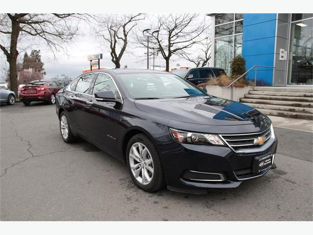 2016 chevrolet impala lt 2lt outside cowichan valley cowichan. Black Bedroom Furniture Sets. Home Design Ideas