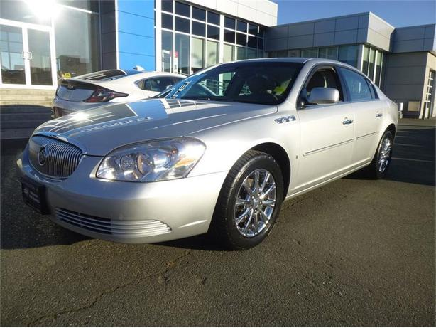 2009 Buick Lucerne CXL Victoria Car Low Km's Very Clean
