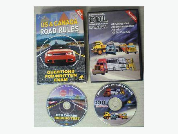 Get your CDL truck driver license with this Software