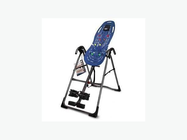 Teeter Hang Ups EP-850 Inversion Table Downtown 4-sale