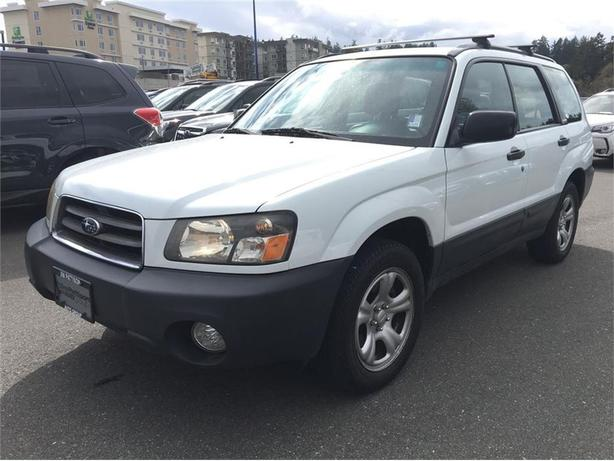 2003 Subaru Forester Unknown